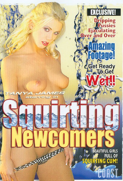 Squirting newcomers vol1