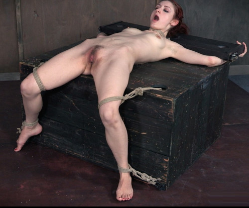 Pretty Pushed to Limits of Pain BDSM