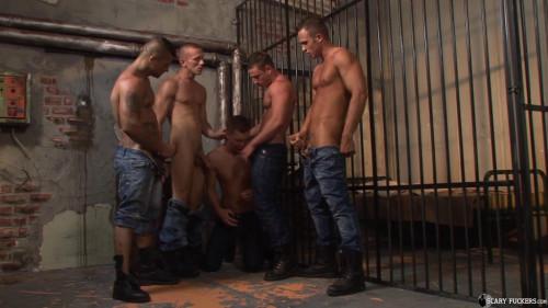 Bareback Prison Sex Steve Spy - Tomi - Giuseppe Pardi