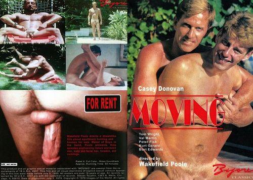 Moving (1974) - Casey Donovan, Tom Wright, Val Martin Gay Retro