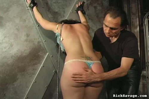 Caned Tits: Giselle