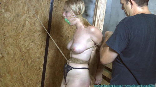 Crotch Chained BDSM