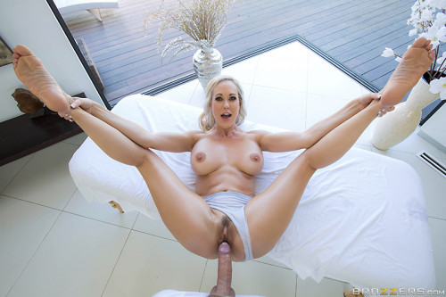Brandi Love - Crossing the Panty Line (2017) Sex Massage
