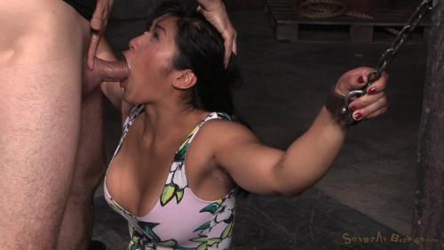 Big breasted Mia Li