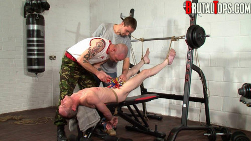 Session THREE-SOME: Dominant Dave & Taskmaster Darren