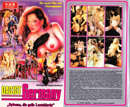 Das ist Germany. Sylvana, die geile Lustsklavin (1985) VHSRip