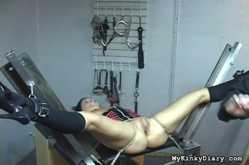 Vip Super Good Beautifull Full Collection Of MyKinkyDiary. Part 3. BDSM