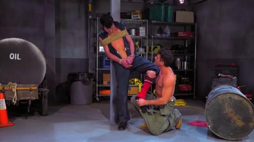 Bondage Garage, Scene #04 (Lance Hart, Micky Mackenzie)