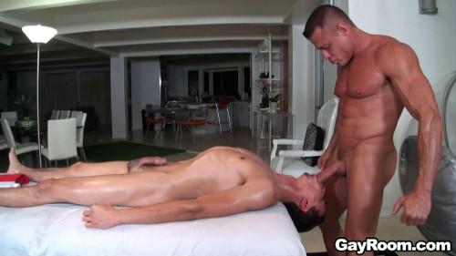 MassageBait - Lets Get Randy - Randy Dixon - with Tyler Saint