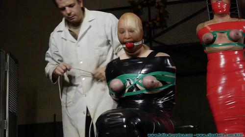 2 Tape Bondage BDSM Latex