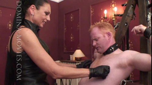 Madame Catarina and Femdom Caning part 2 Femdom and Strapon