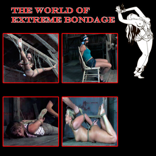 The world of extreme bondage 102