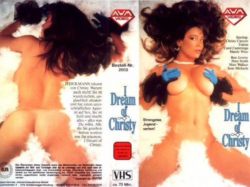 I Dream Of Christy (1989) Vintage Porn