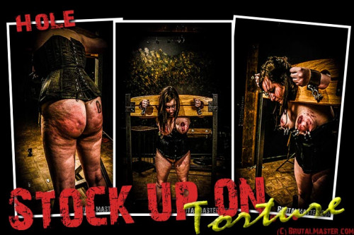 Hole - Stock Up on Torture