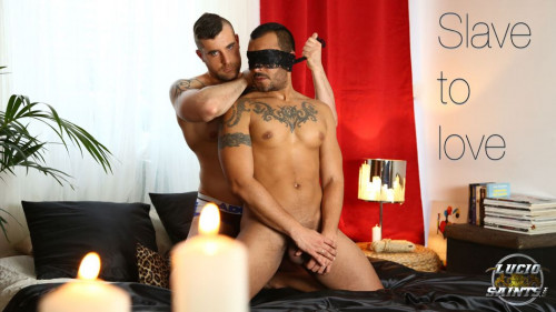 LucioSaints Slave To Love Isaac and Lucio
