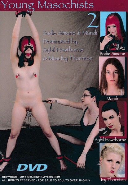 ShadowPlayers - Young Masochists 2 DVD