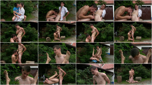 Luis Blava Village Boys Sex In The Garden Bill Williams (2016)