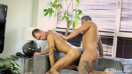 Mam Steel & Brandon Jones - Pounding Brandons Ass