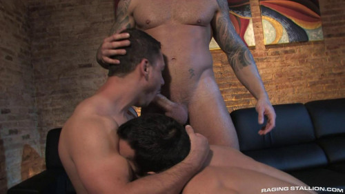 Marc Dylan, Francesco DMacho, Frederic Duris