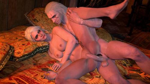 Maddened 3D Porno