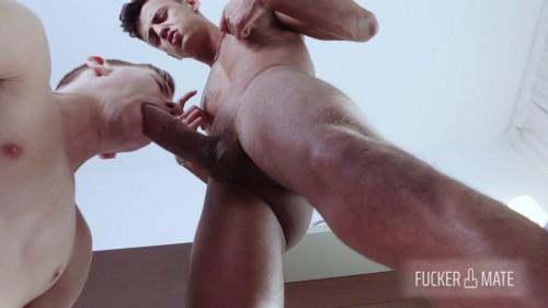 Camilo Uribe and Korar Darver [Fill My Ass Gays
