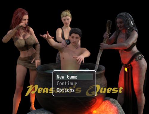 Peasants Quest Porn games