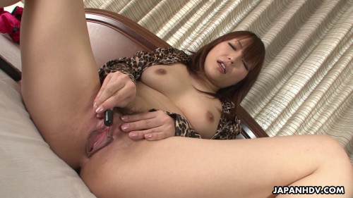 Yui ayana in a indeed wicked solo scene