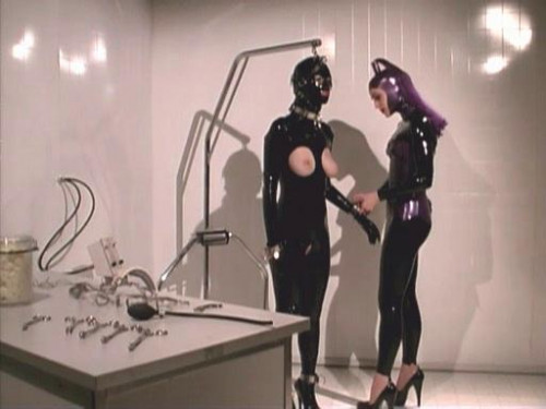 Steel Chamber BDSM Latex