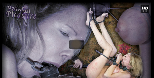 Infernalrestraints - Apr 12, 2013 - Painful Pleasure - Rain DeGrey - Cyd Black