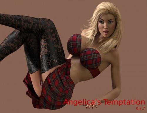 Angelica s Temptation Porn games