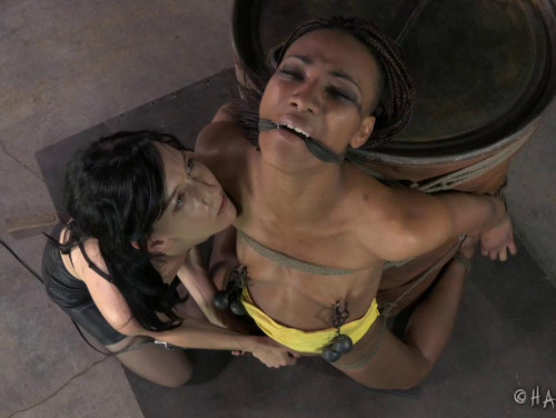 HT – Elise Graves and Nikki Darling – My Time In The Barrel – HD
