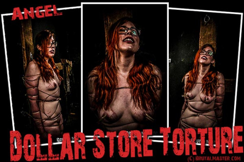 Angel - Dollar Store Torture BDSM