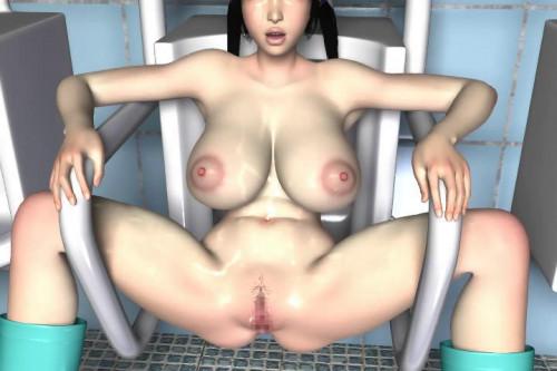 Work in progress 3D Porno