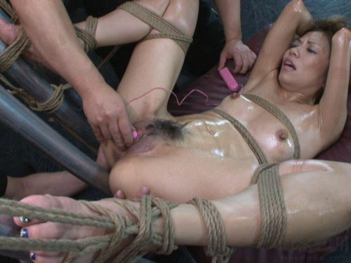Japanese bdsm porn Nao Asians BDSM