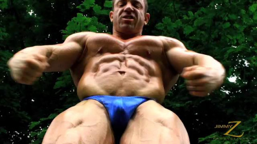 JimmyZ Hugh Sparta - Flex Power Gay Extreme