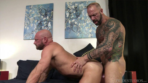 Extra Big Dicks - Damn! It Is Big!!! Vic Rocco & Knox 720p Gay Clips