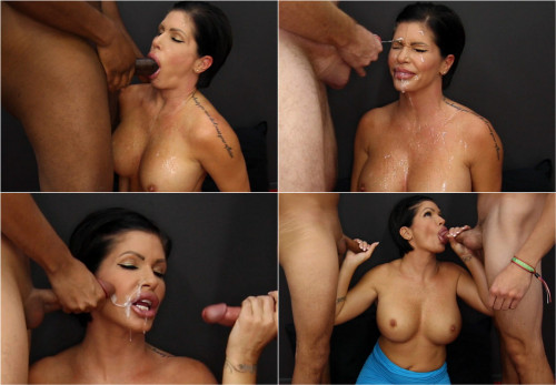 Shay Fox - Big Tit MILF Takes 7 Messy Facials