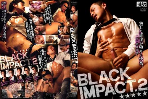 Black Impact vol.2 Asian Gays