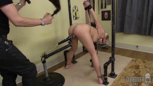 Blonde, Bound and Blaised part 3