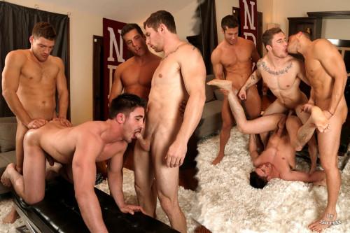 Ndr-Markie More & Derrick Dime And Bridger Watts Gays