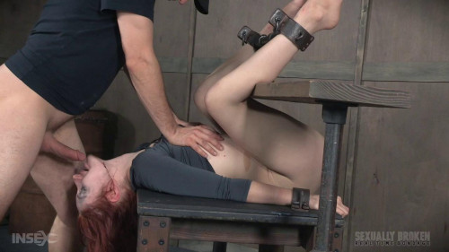 Jan 9, : Violet Monroe BaRS Part 3: Double stuffed, bound and roughly fucked