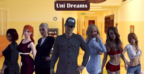 Uni Dreams Porn games