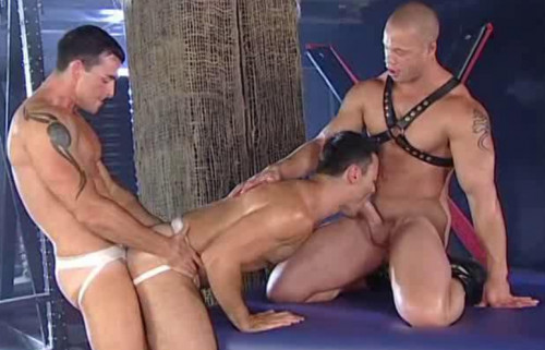 Best group sex with muscle men Gay Movie