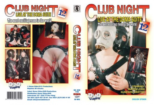 Club Night In Club Doma Vol. 12 BDSM Latex