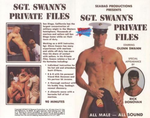 Sgt. Swanns Private Files Of Bareback (1985) - Glenn Swann, Rick Donovan, Scott OHara