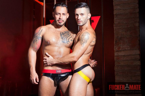 Viktor Rom and Andy Star Between Bars (2017)