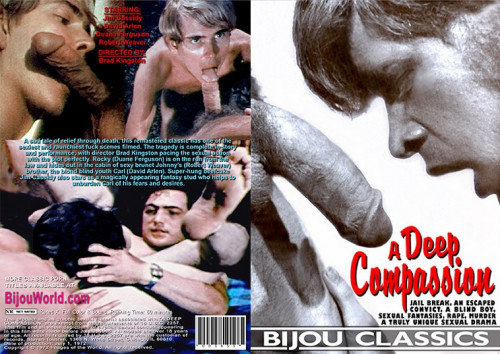 A Deep Compassion For Bareback (1972) - Jim Cassidy, David Allen, Duane Furgeson