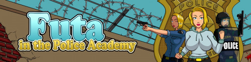 Futa in the Police Academy Hentai games