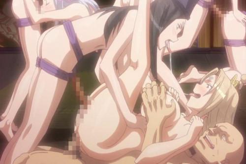 Shikkoku no shaga sc 1 Anime and Hentai