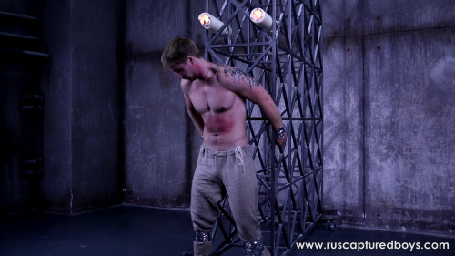 The Obstinate Slave Petr - Part II Gay BDSM